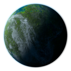 Forest Planet HD 7K