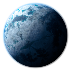 Ice Planet HD 7K