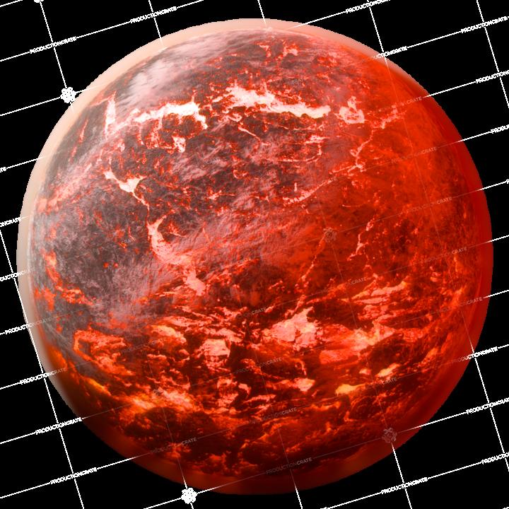Lava Planet 1