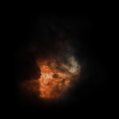Space Nebula HD 2K