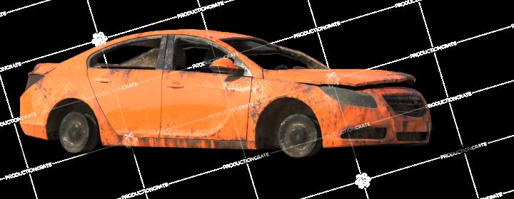 Damaged Car 4