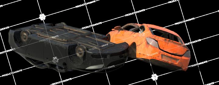 Damaged Car 7