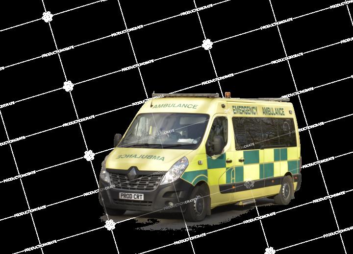 British Ambulance 1