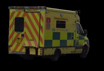British Ambulance HD 1K
