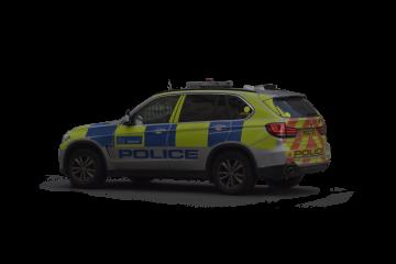 GraphicsCrate British Police Car HD 6K