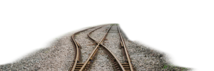 Railway Line HD 6K