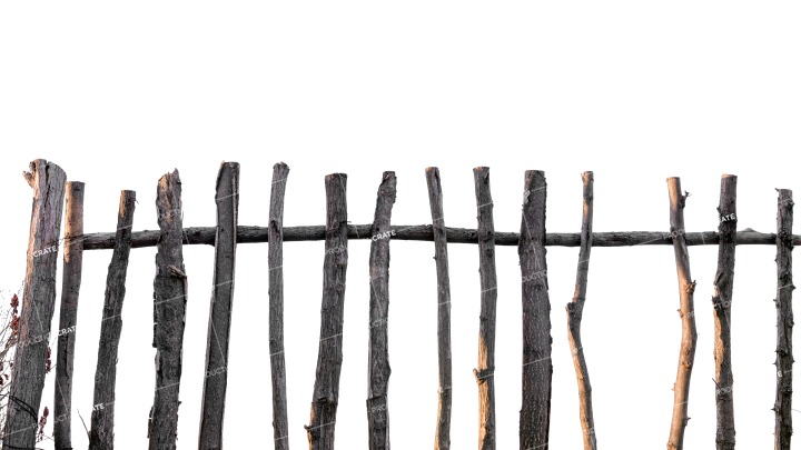 Wooden Fence HD 7K
