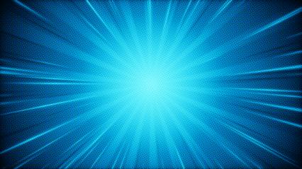 Comic Halftone Background HD 3K