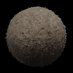 3D Material: Dirty Gravel 1