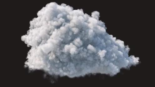 3D Model: Cloud 9