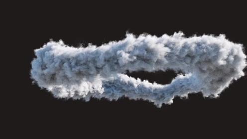 3D Model: Tornado Component B