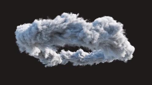 3D Model: Tornado Component C