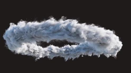 3D Model: Tornado Component E