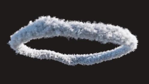 3D Model: Tornado Element A