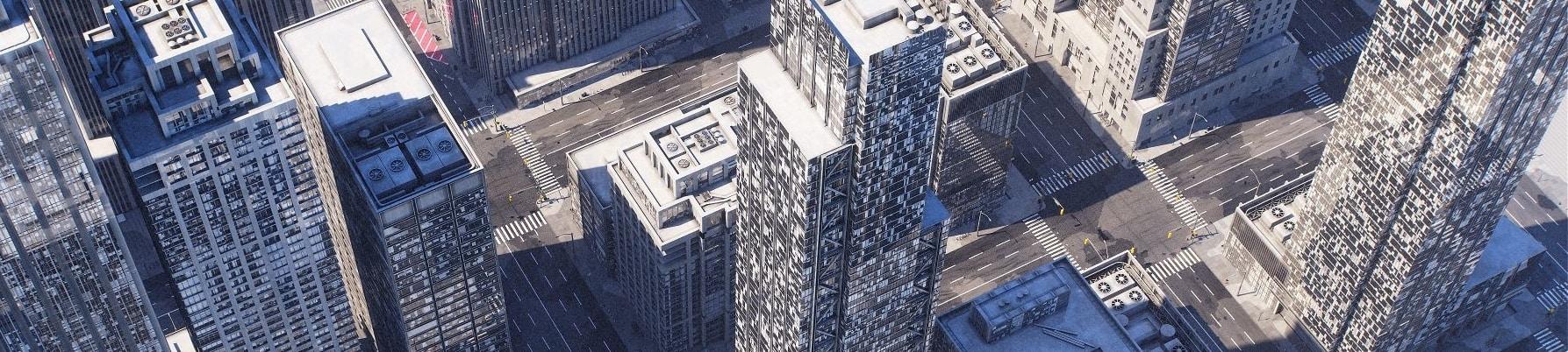 3D City Road Models