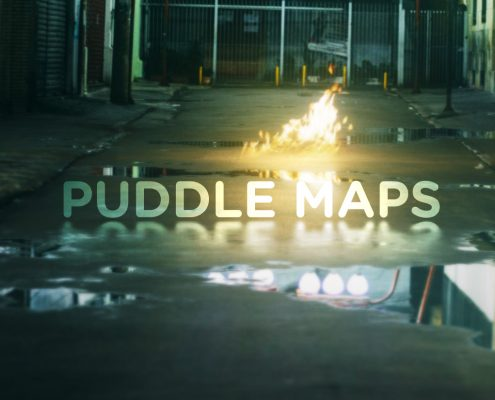 Puddle Map Tutorial in After Effects