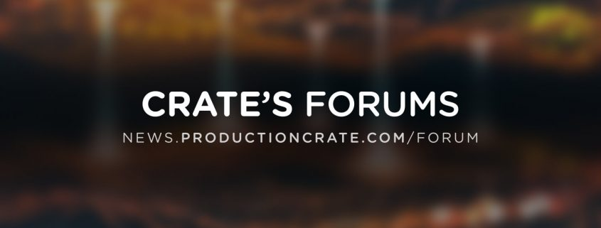Get help from the Crate Nation!