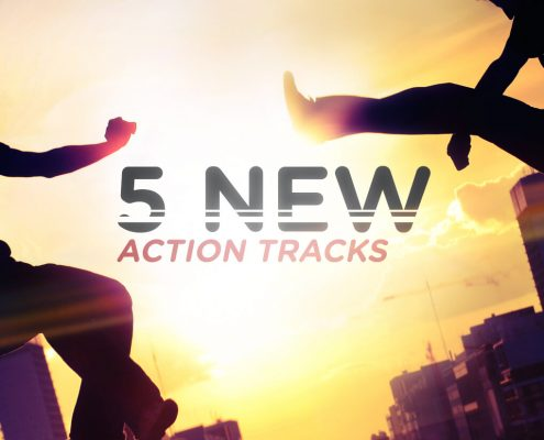 New Action Music!