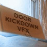 Kick down a door with VFX Tutorial