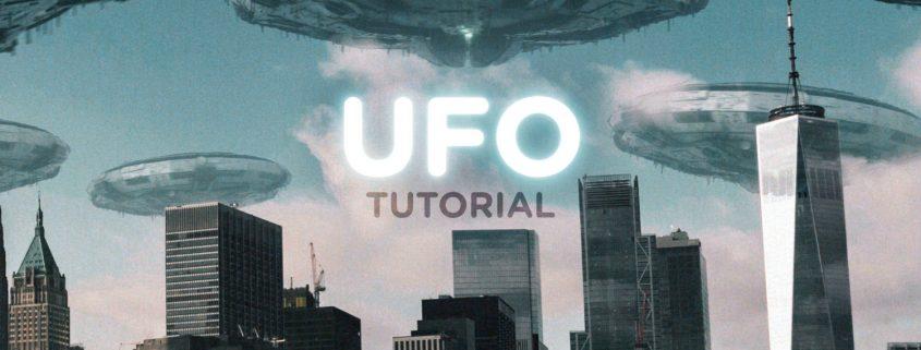 Download UFO Spaceship VFX Tutorial