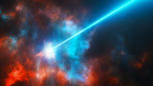 Download Space Nebula VFX Matte painting Assets