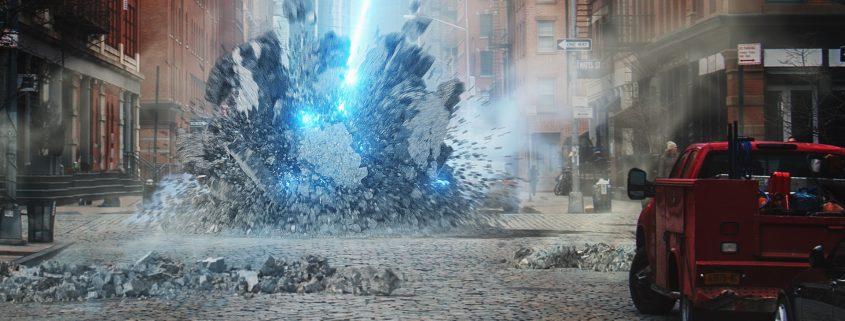 Debris and Destruction Movie VFX