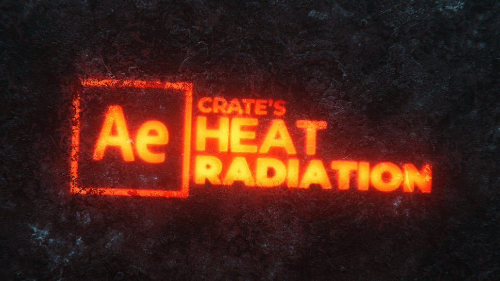 Download the free Heat Radiation plugin for After Effects