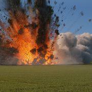 Meteor Explosion VFX Breakdown