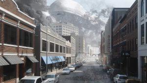Alien Invasion VFX Tutorial
