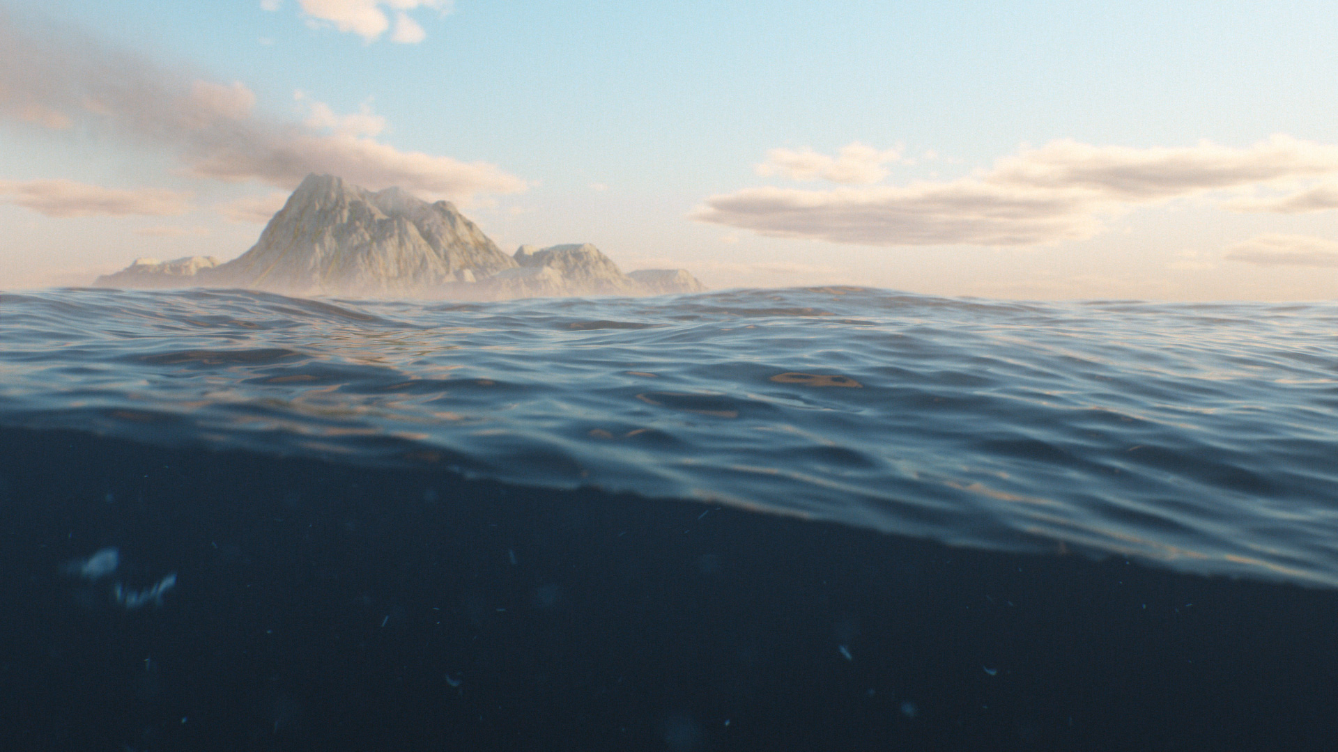Ocean Cinematic Creator Pack