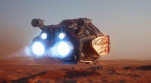 Spaceship Sound FX