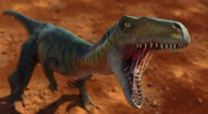 download these velociraptor video animations