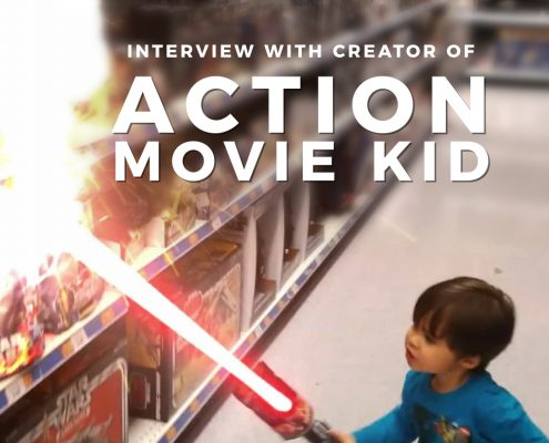ActionMovieKid VFX Creator Interview