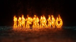 How to create Fire Text in After Effects