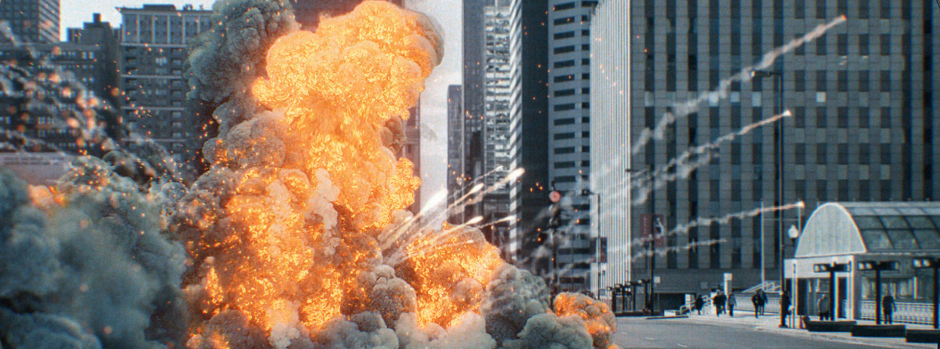 Download 4K Explosion VFX