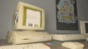 download this 3d retro technology pack